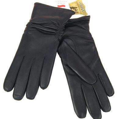 Rękawiczki z prawdziwej skóry