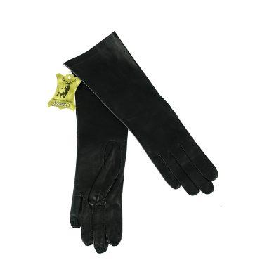 damskie rekawiczki czarne (2)